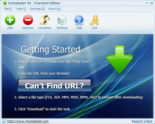 YOUTUBEGET CRACK AND SERIAL FREE DOWNLOAD