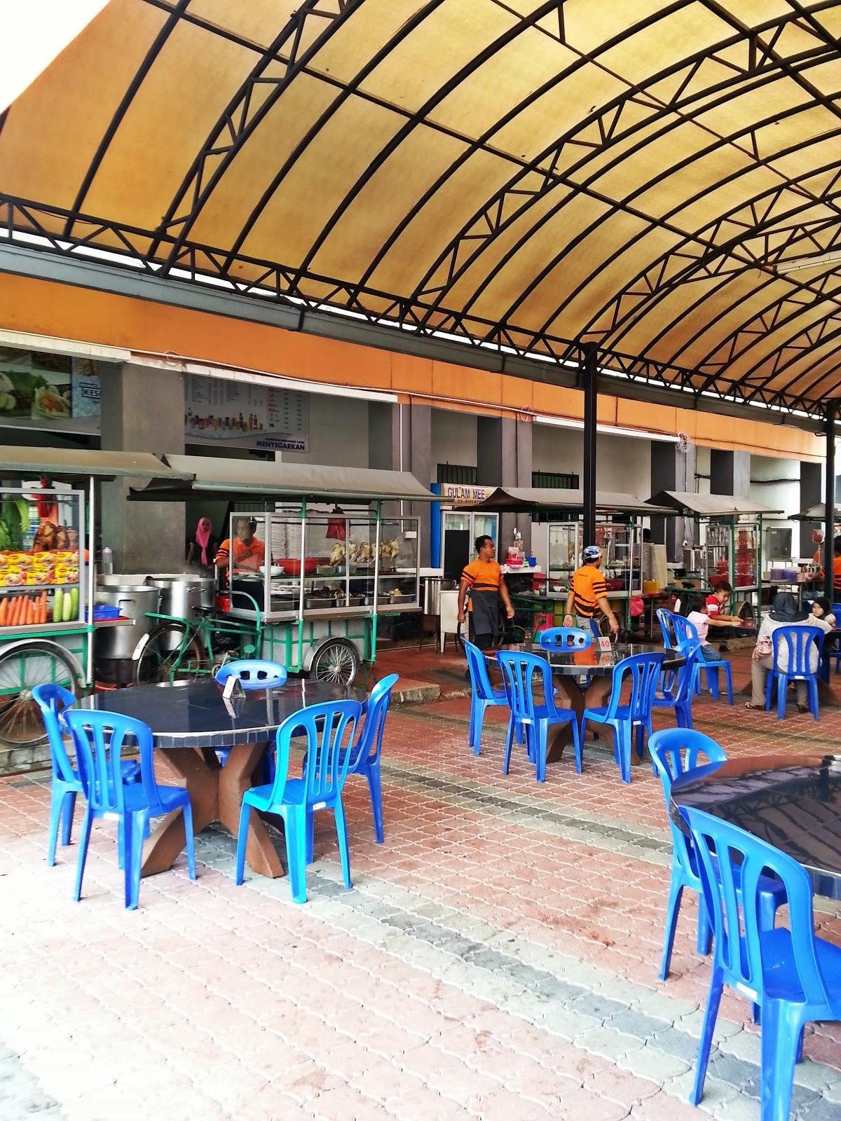Venoth 39 s culinary adventures gulam mee kota damansara for Food bar kota damansara
