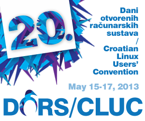 DORS/CLUC 2013