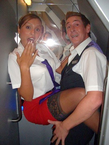 airline nude stewardess