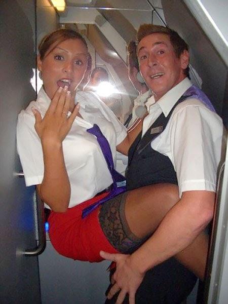 Flight Attendants Nude 7