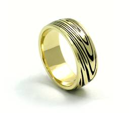 A Wedding Ring With A Difference