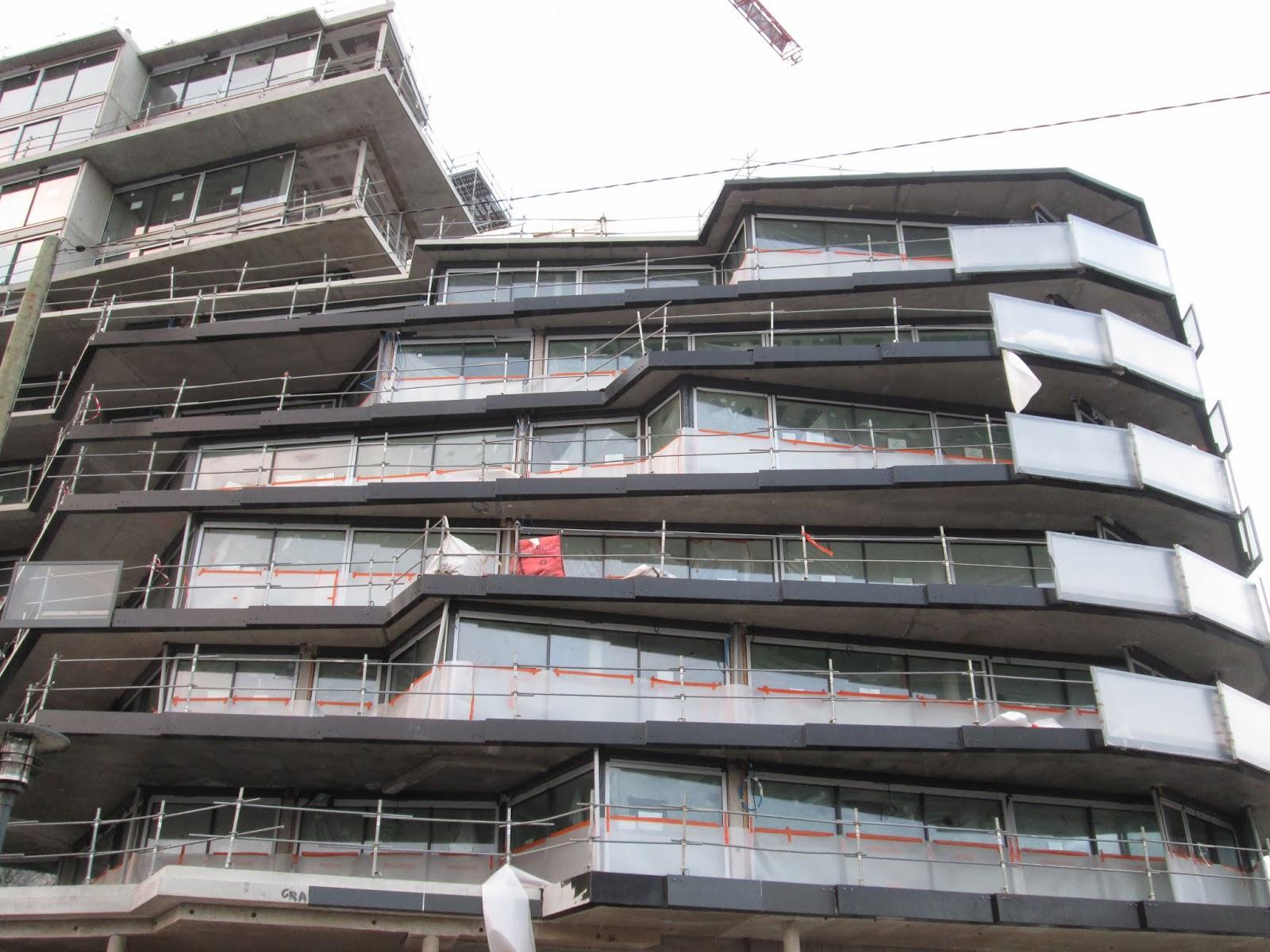 Entrevoir jean nouvel l 39 immeuble cap mail rennes - Immeuble jean nouvel rennes ...