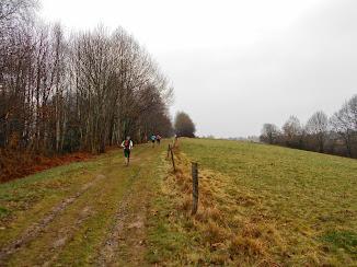 Le trail du Marquisat 2015.