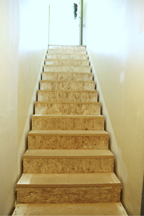 basement stairs finishing ideas that the stair project is