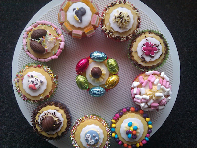 Kids Fun Cupcakes