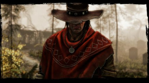 Screen Shot Of Call of Juarez Gunslinger (2013) Full PC Game Free Download At Downloadingzoo.Com