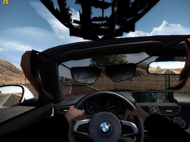 Как hot pursuit сделать в окне
