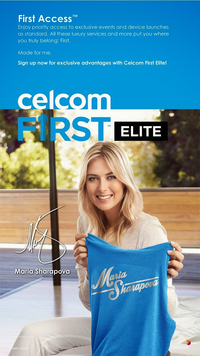 Celcom First Elite: First Access
