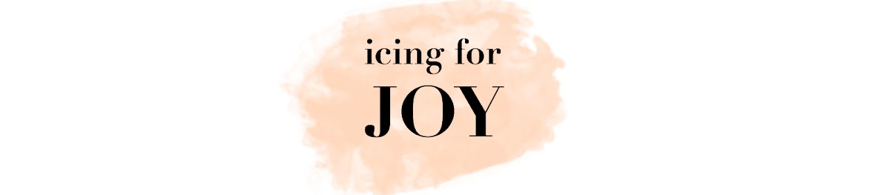 icing for joy