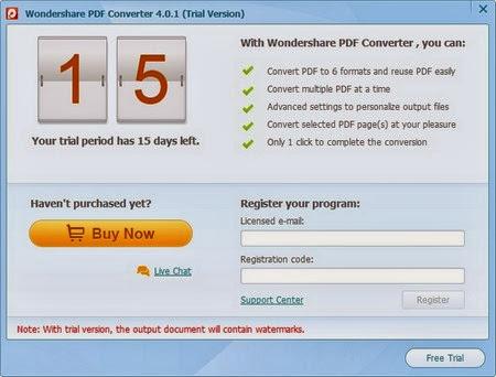 Biến hóa định dạng file PDF để sao chép và chỉnh sửa nội dung