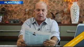 PLANTÃO YMPACTUS (Nº41) Carlos Costa rebate, com provas, matérias tendenciosas no ES