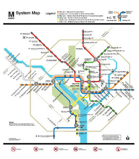 Silver Line Map - Unofficial