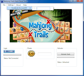 mahjong trails hack