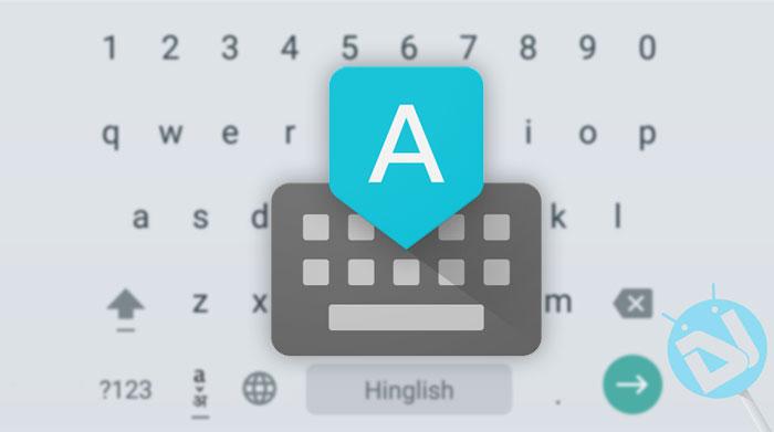 Mengaktifkan Baris Nomor di Google Keyboard