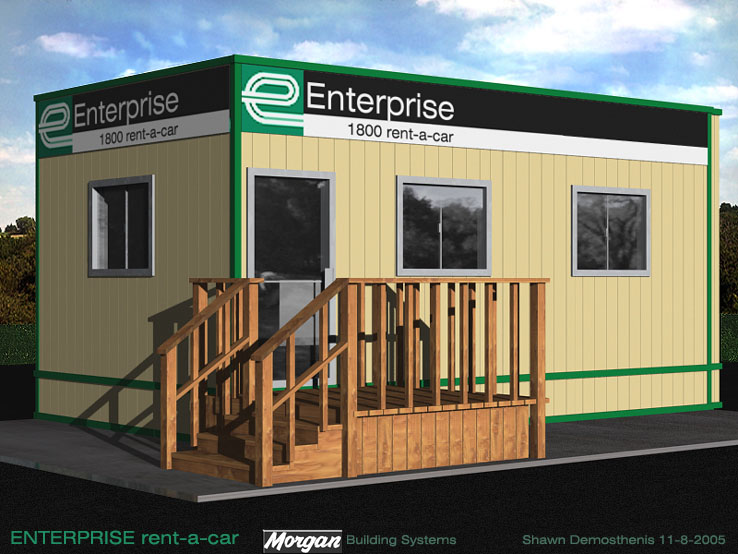 Prefab homes and modular homes in usa morgan building systems for Prefabricated roofing systems