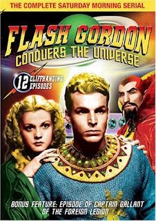 Assistir Série Flash Gordon Conquista o Universo Online - 1940