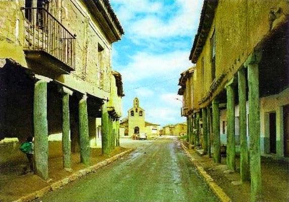Calle Calvo Sotelo ca.1968.