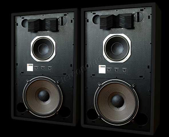 Acoustic Research Studio Monitor : Stereonomono jbl
