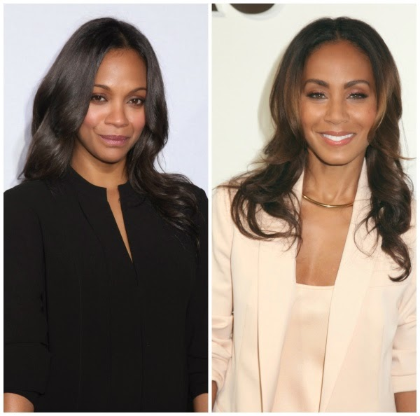 jada pinkett smith and zoe saldana - photo #18