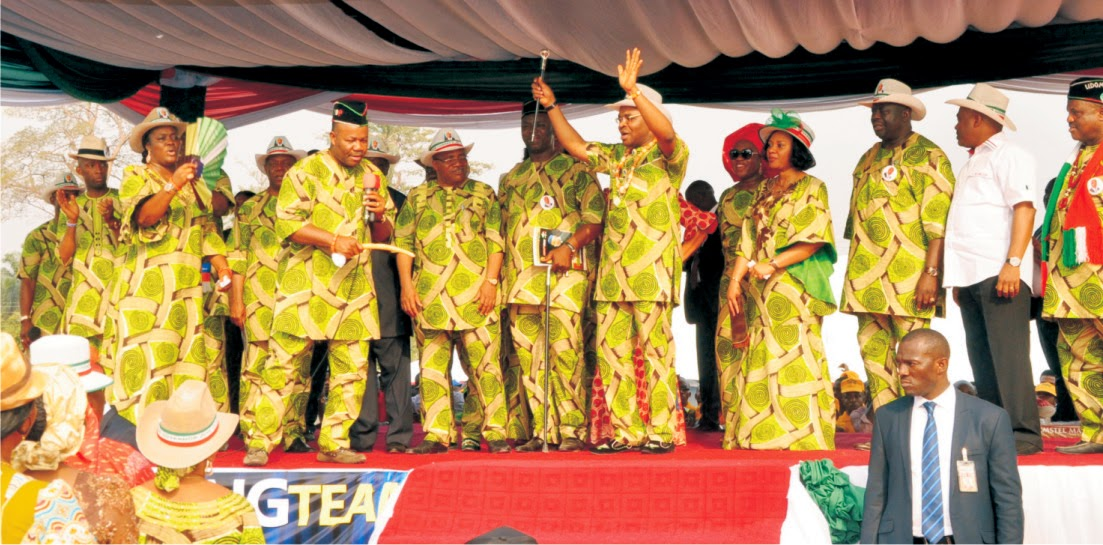 PDP campaign rallies- A penetration so deep