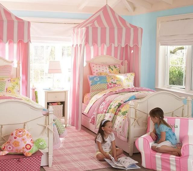Дизайн балдахина для детской кроватки