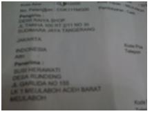 Aceh: Desa Rundeng Melaboh
