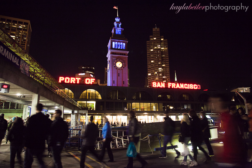 port of san francisco photo