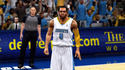 NBA 2K13 Andre Iguodala HD Player Update