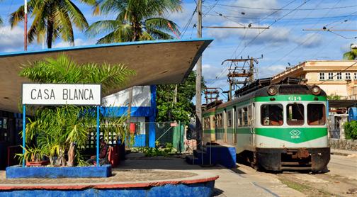 Sweet on Cuba: riding the Hershey town train