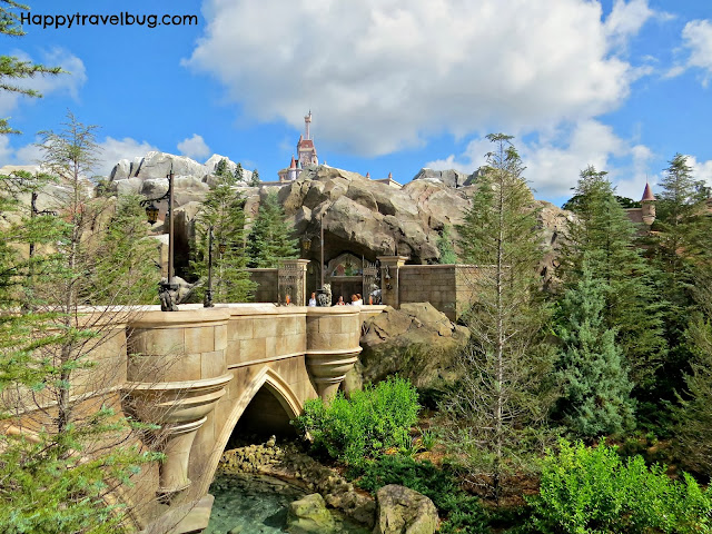Be Our Guest restaurant at Disney World