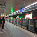 地下鉄駅ホーム,台北,台湾〈著作権フリー無料画像〉Free Stock Photos