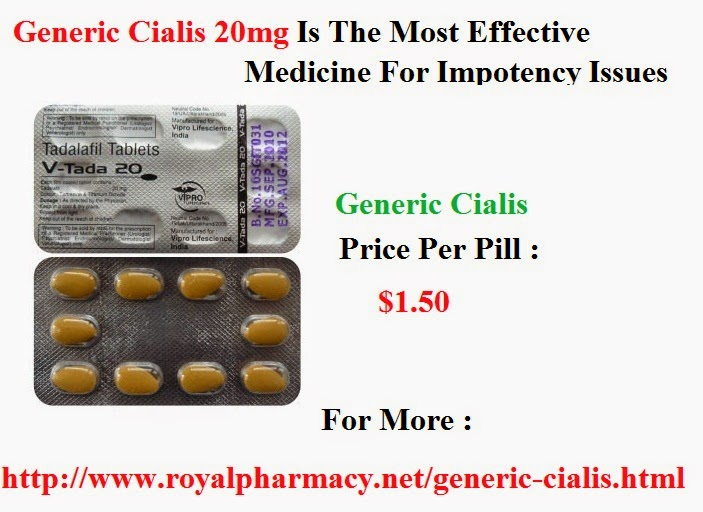 Generic Cialis Is Advised