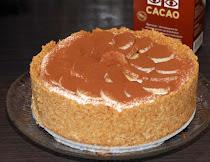 Banoffee-kakku