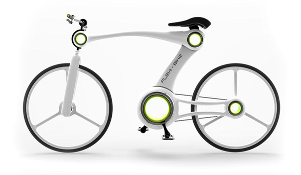 The Flexi Bike Concept Bike Design By Hoon Yoon
