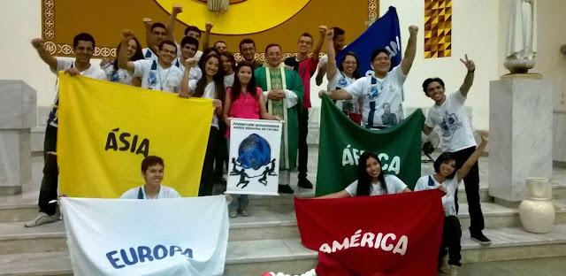 Celebração Eucarística marca aniversário da JM em Patos (PB)