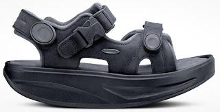 zapato mbt balancin chancla