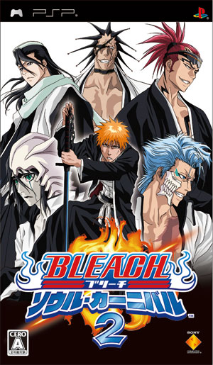 Free Bleach Psp Game Downloads