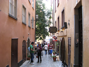 Tukholman vanha kaupunki