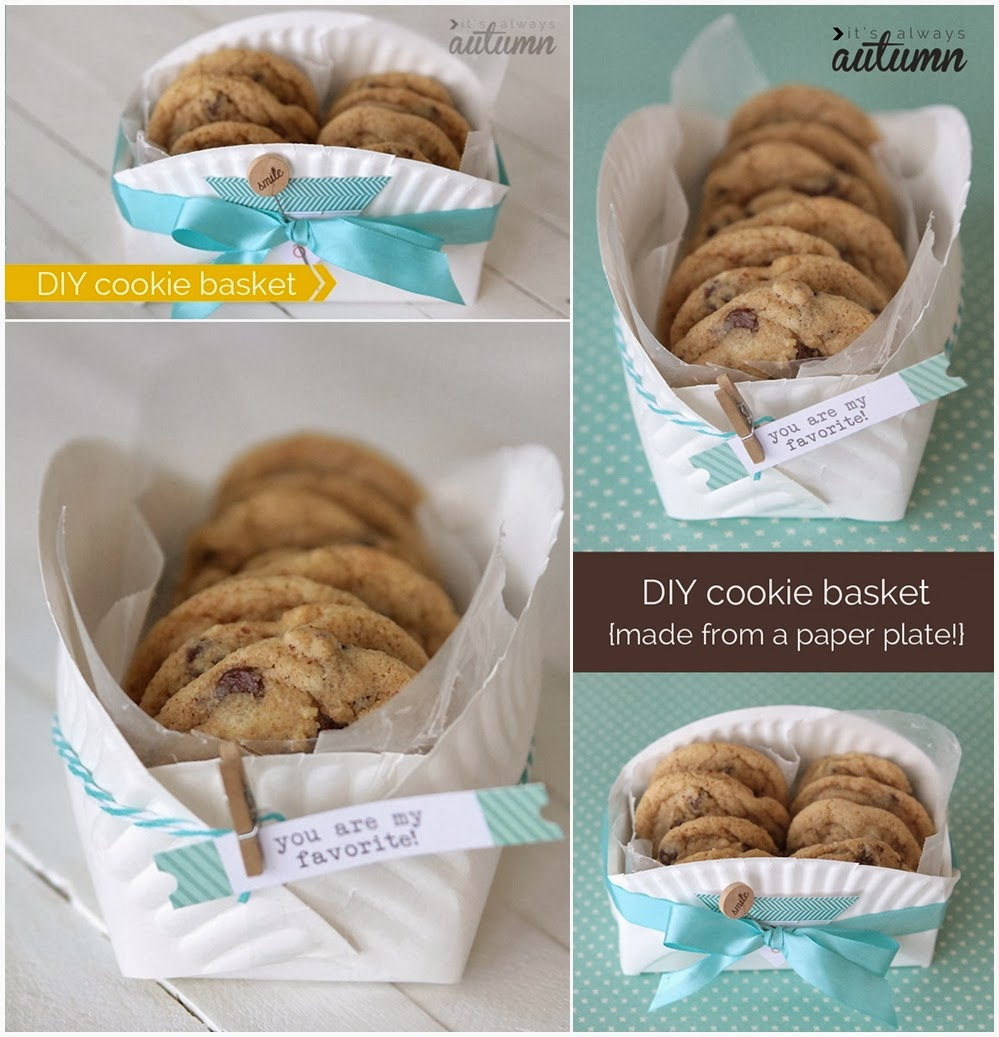 DIY Cookie Basket