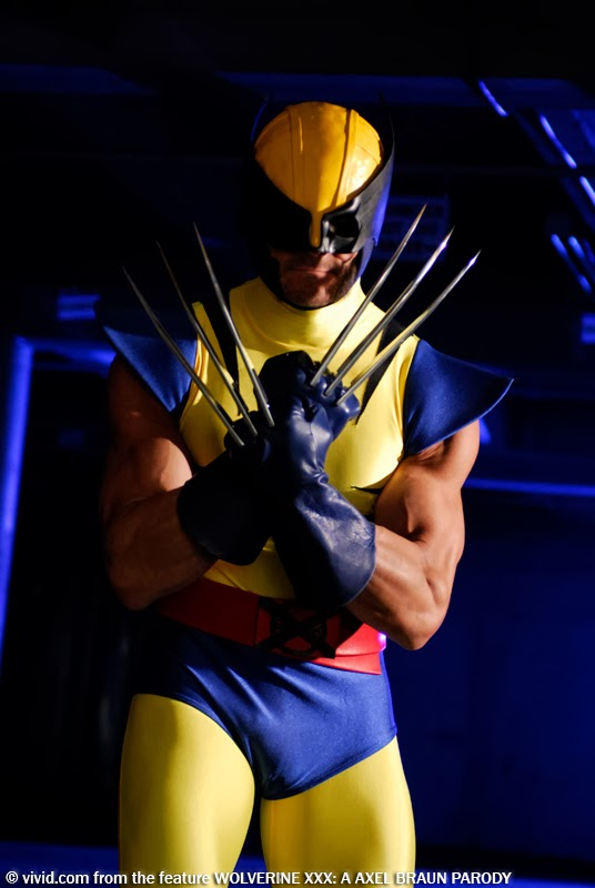 Tommy Gunn es Lobezno en Wolverine XXX