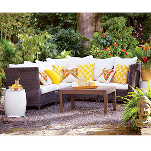 The Happy Homebodies Shopping For Patio Furniture