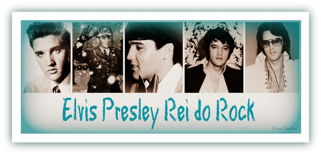 Elvis Presley Rei do Rock