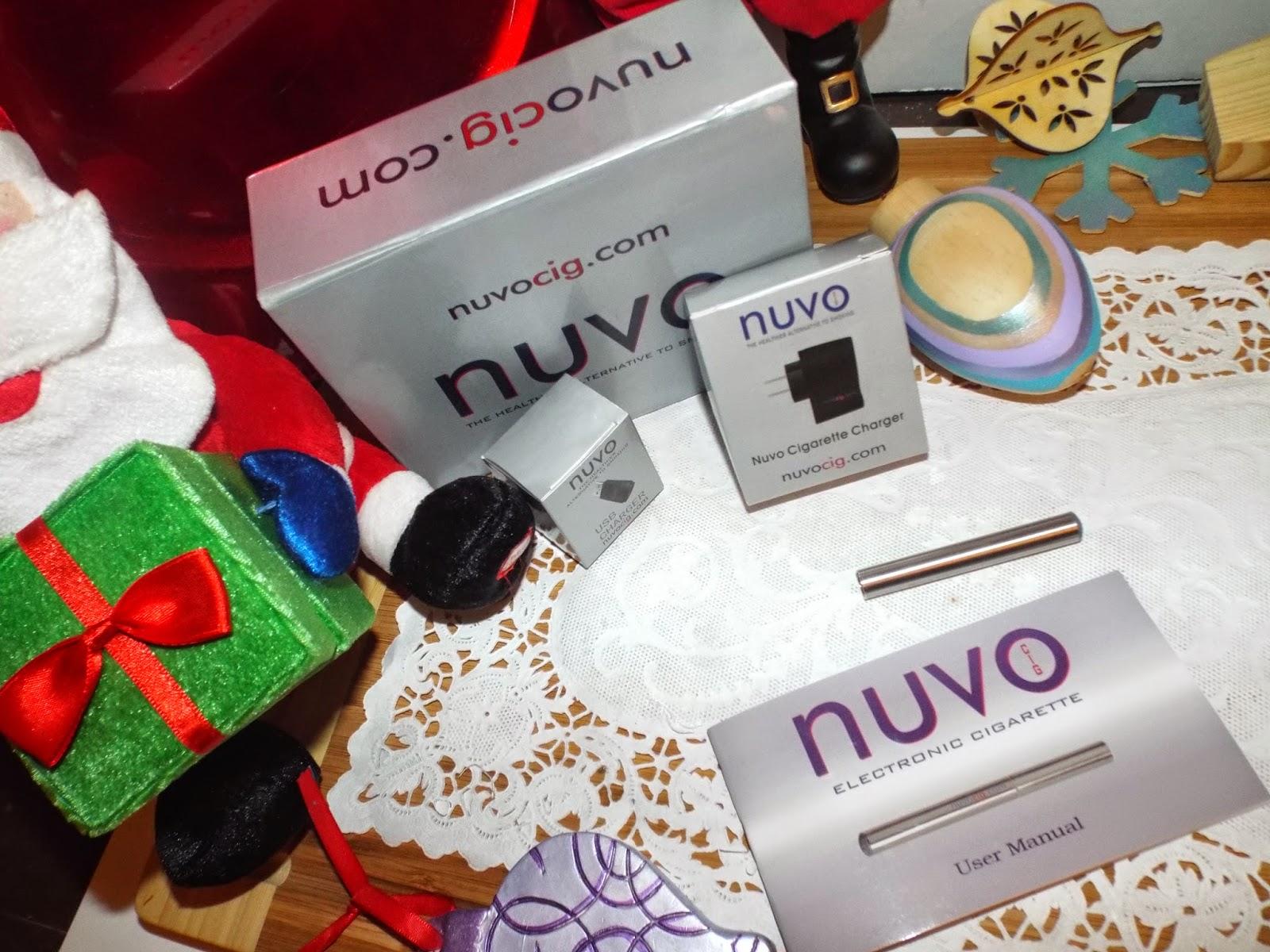 NuvoCig.com Deluxe Vaporizer Kit