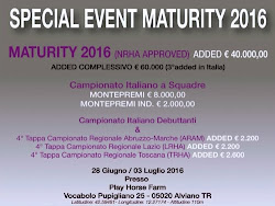 MATURITY 2016 + CAMP. ITALIANO A SQUADRE