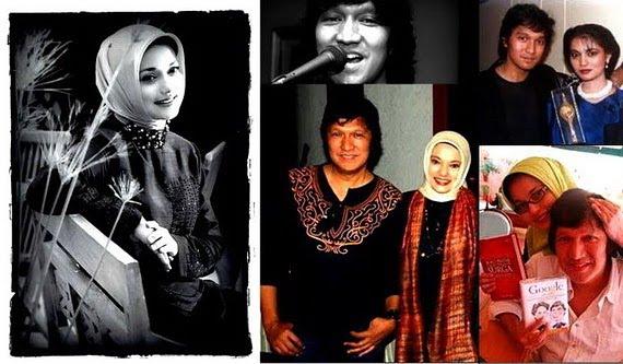 Cinta, Kasih, Dukungan Penuh Marissa Haque untuk Sumi Tercintanya Ikang Fawzi