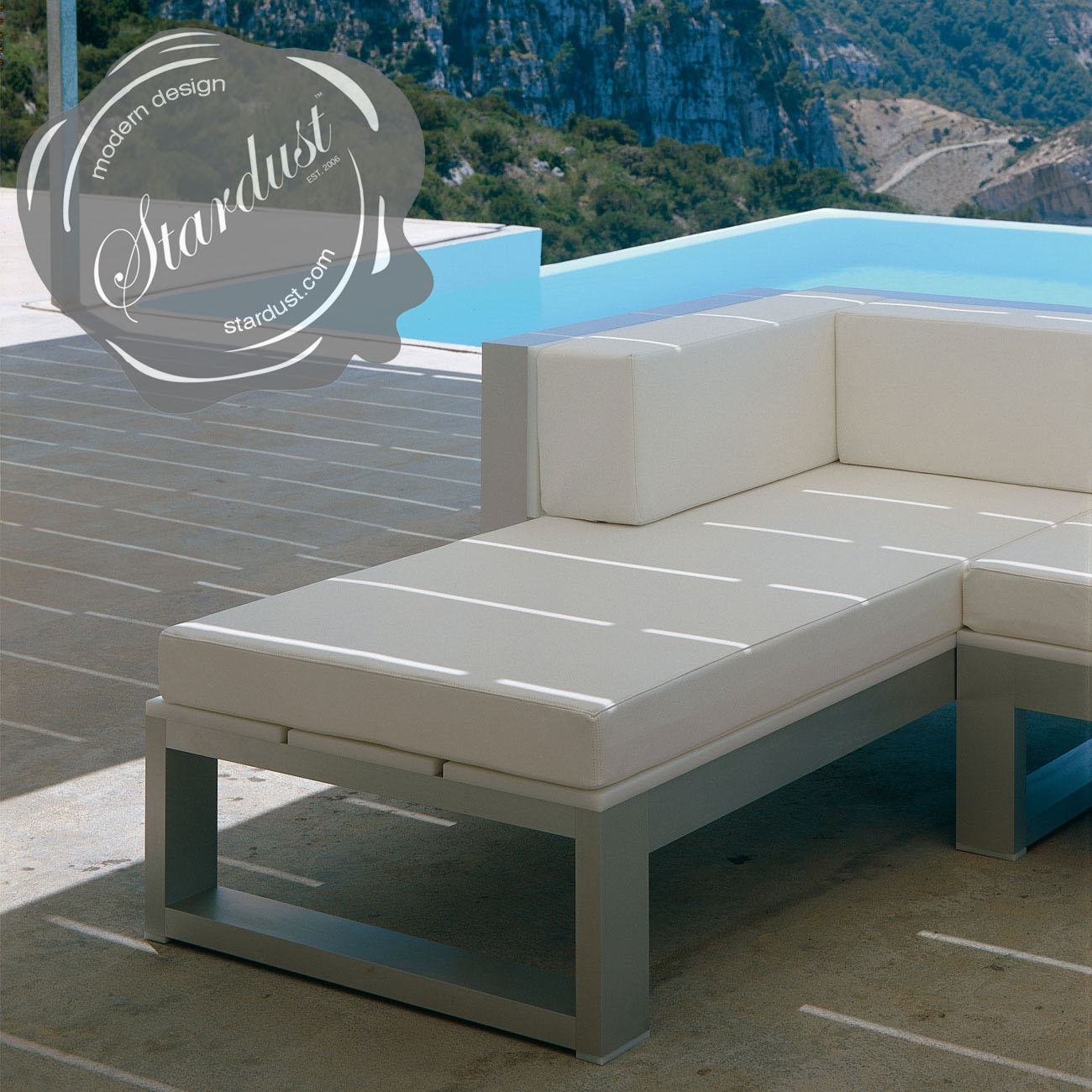 modern outdoor lounge furniture - modern interior design modern outdoor sofa lounge gandia blasco