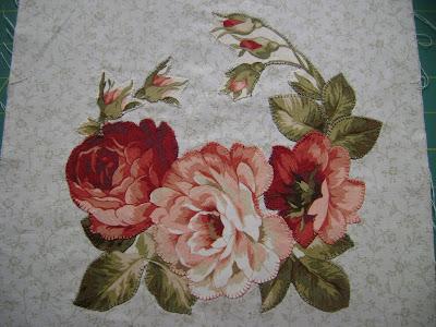 Sarah Morrell quilt
