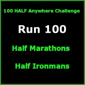 Run 100 Halfs