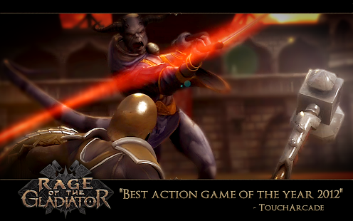 Rage of gladiator-logo